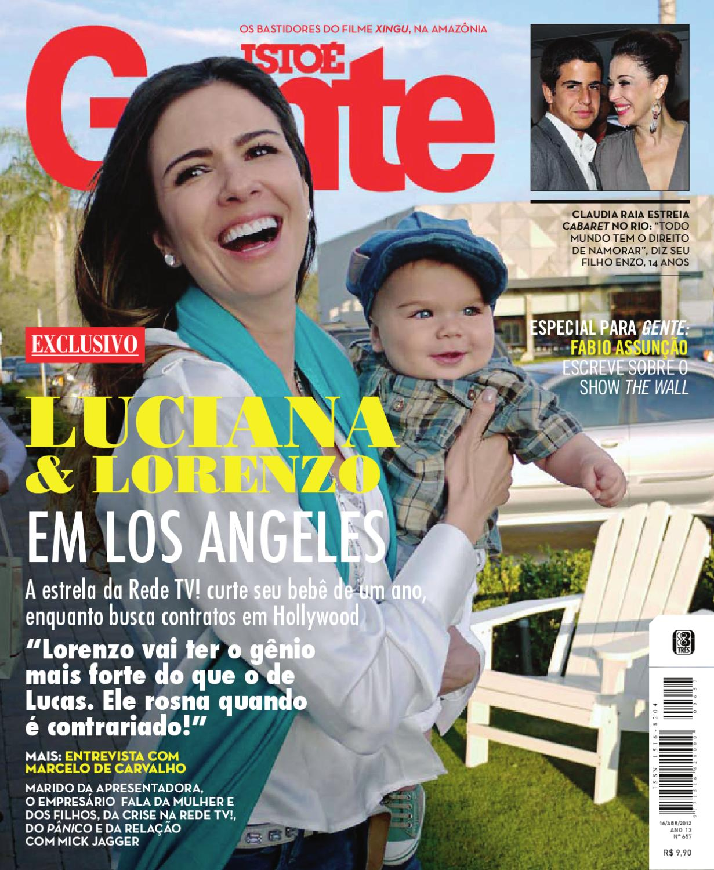 Lucas Moura Quando Estreia: ISTOÉ GENTE 657 By Editora 3