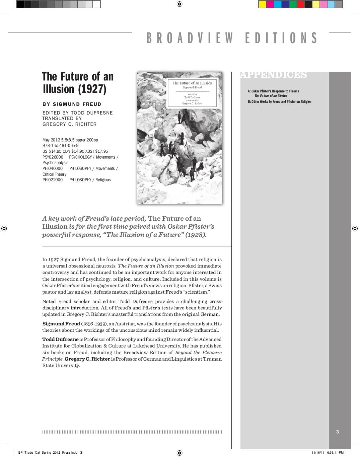Broadview Press Trade Catalogue Spring 2012 - Press PDF by