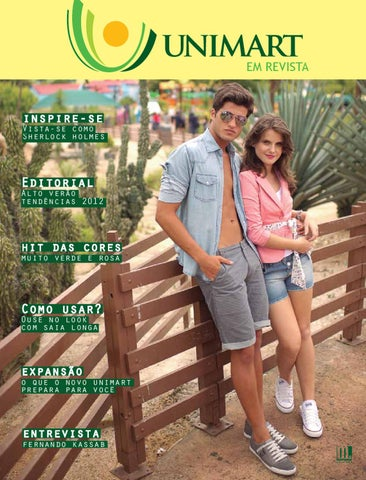 2902d4bdc3 Unimart em Revista - Edição 1 by Unimart Campinas - issuu