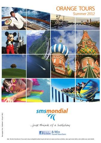SMSMondial Summer 2012 by Joee - issuu 733d7e8ac5a3