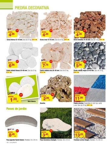 Piedras blancas jardin leroy merlin idea de la imagen de for Piedras blancas jardin leroy merlin