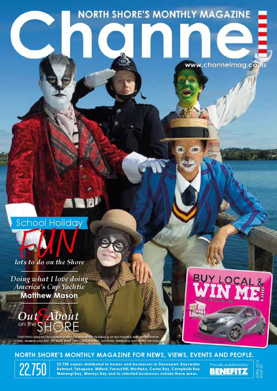 8de0e0052a Channel Magazine by Benefitz - issuu