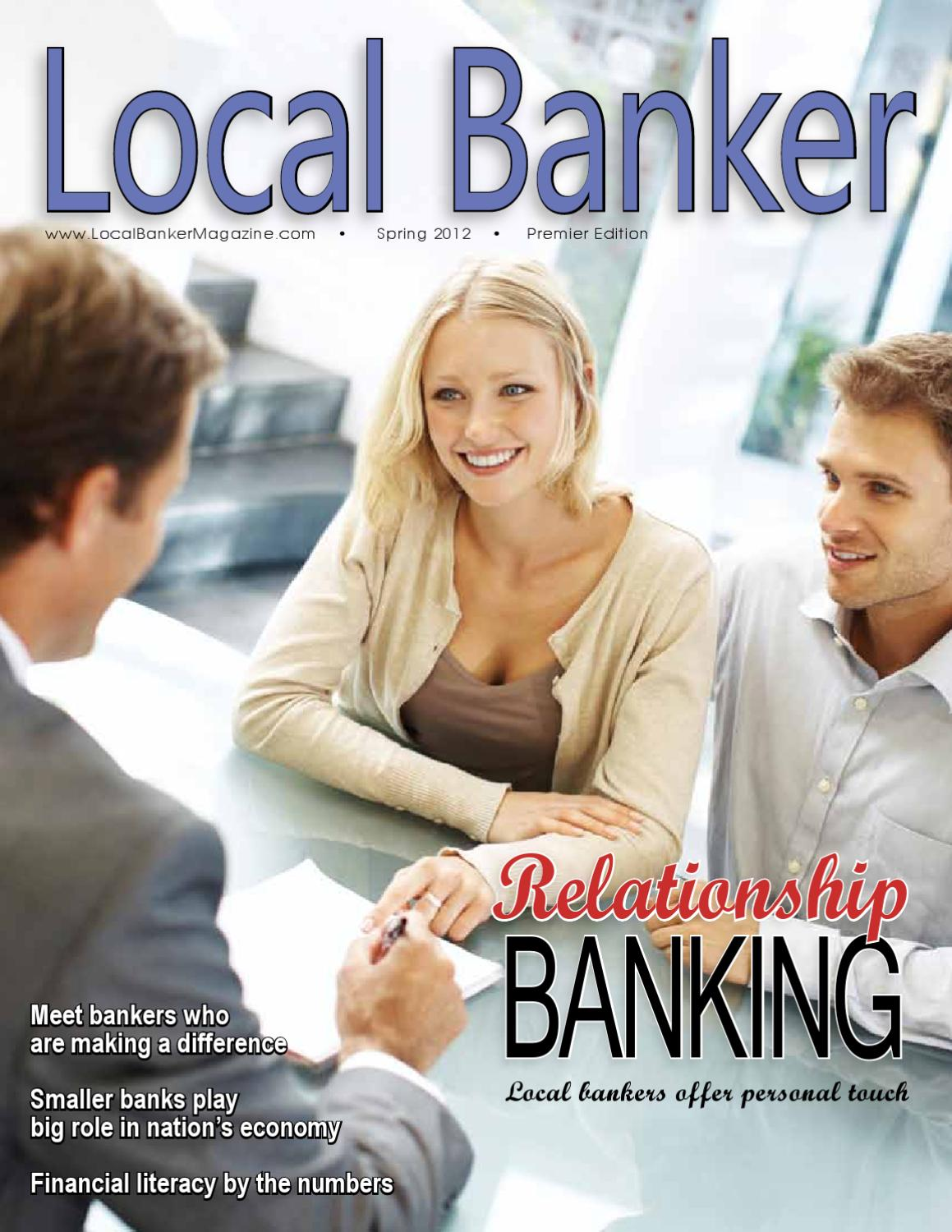 Local Banker by Jacqueline Hilgert - issuu