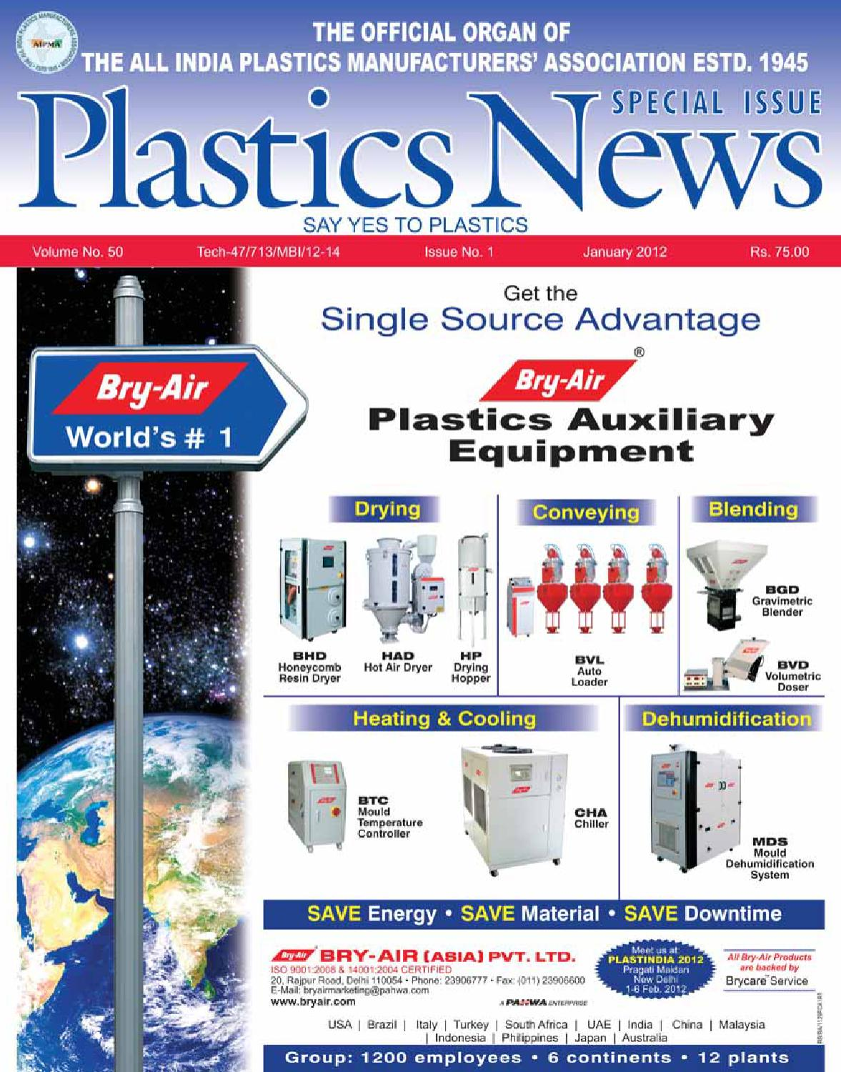 Plastics News January 2012 by Jayesh Rambhia - issuu