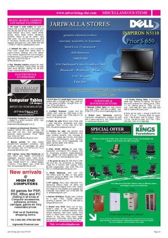 Advertising Dar Issue Nº 659 - 13th April, 2012 by Advertising Dar