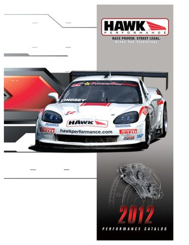 Hawk performance by PBZ AB - issuu