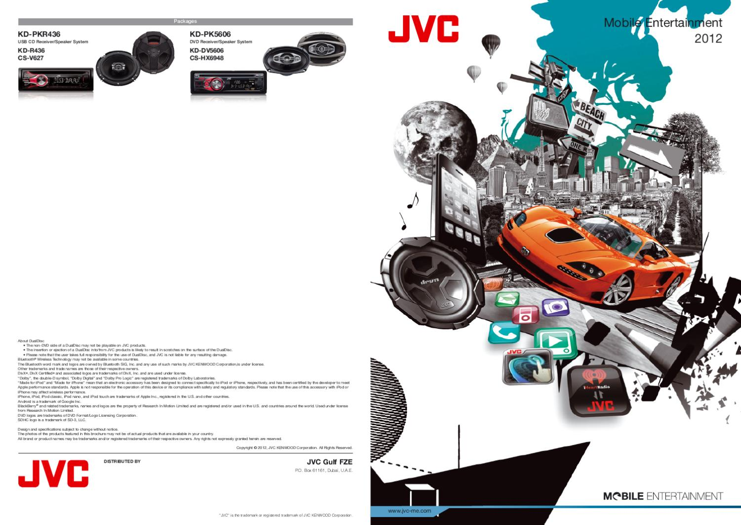 page_1 2012 jvc gulf car audio catalog by jvc gulf fze issuu  at crackthecode.co
