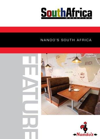 nandos company values