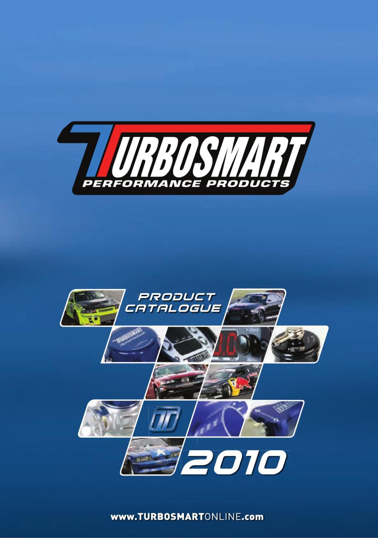 Turbosmart TS-HS110060-BE 1.10 x 60mm Straight Pre-Cut Silicone Hose