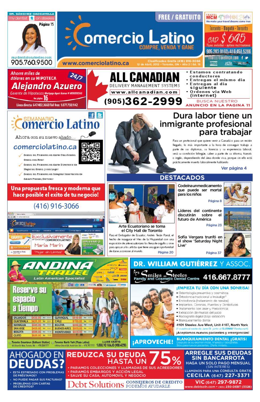 2efc01ea Semanario Comercio Latino by Comercio Latino - issuu