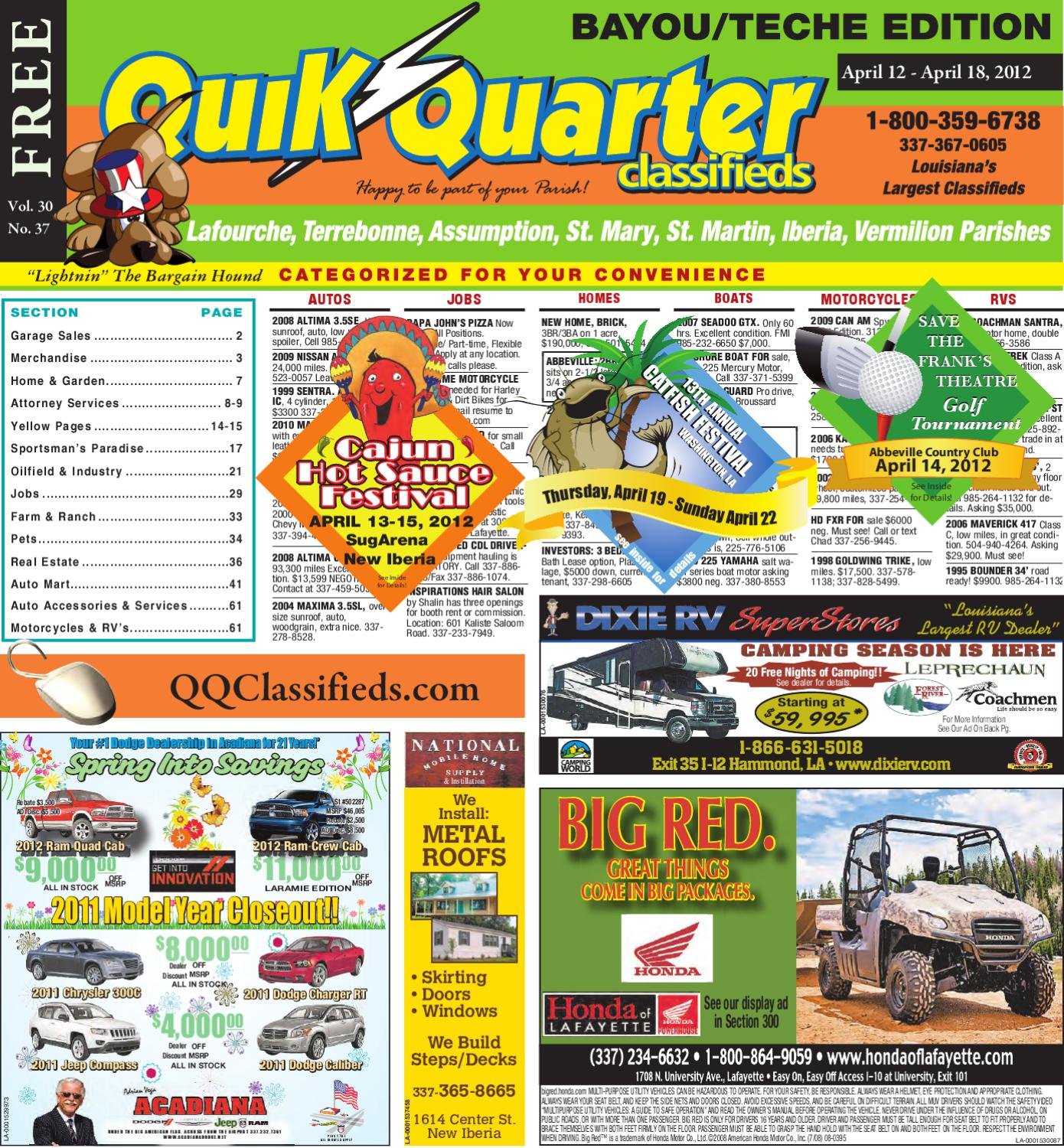a317c53dcd QQ Teche by Part of the USA TODAY NETWORK - issuu