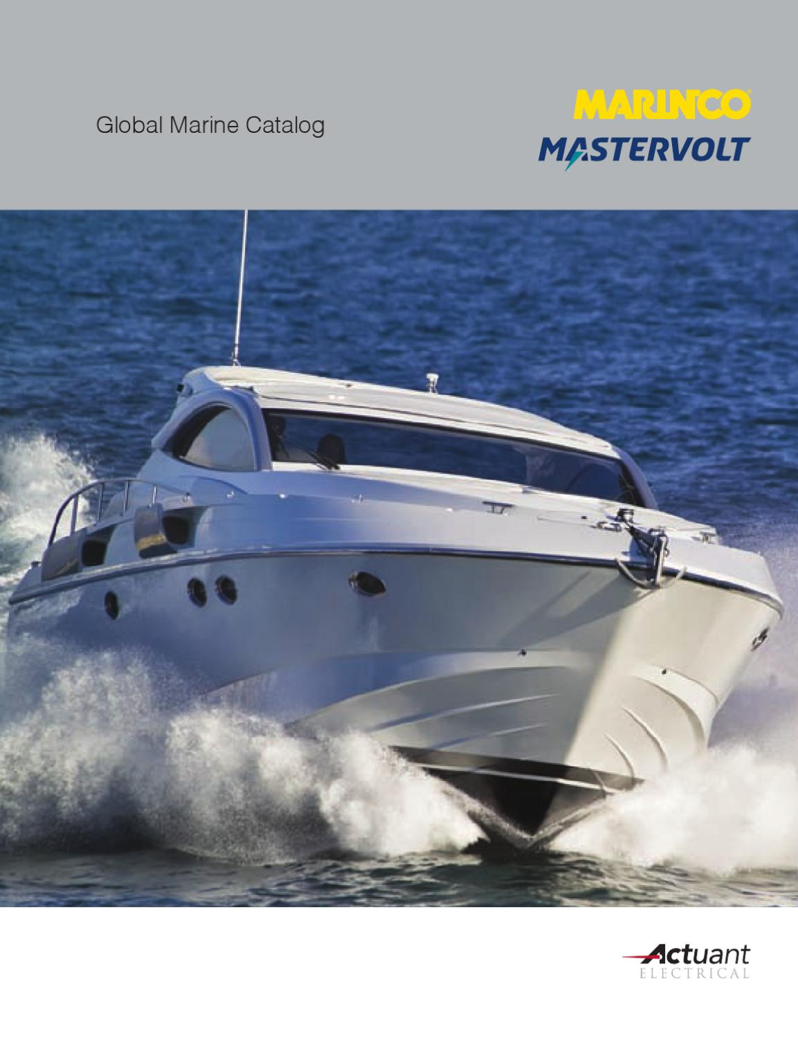 Marinco Global Marine Catalog By Feller Issuu 24 Volt Wiring Diagram