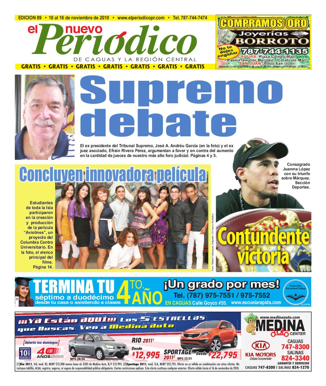 El_nuevo_periodico_ _edici_n_89_ _8_al_14_diciembr By El Nuevo  # Limpio Muebles Caguas