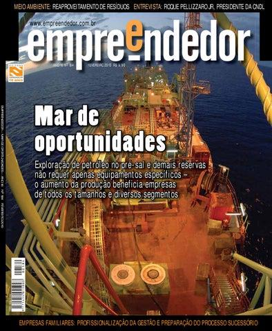 4334fb1d47ba2 Empreendedor 184 by Editora Empreendedor - issuu