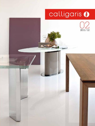 Tavolo Consolle Con Sedie Pieghevoli Calligaris Cs 06 Olivia Pocket.Calligaris Tables By Concepto Modern Living Issuu