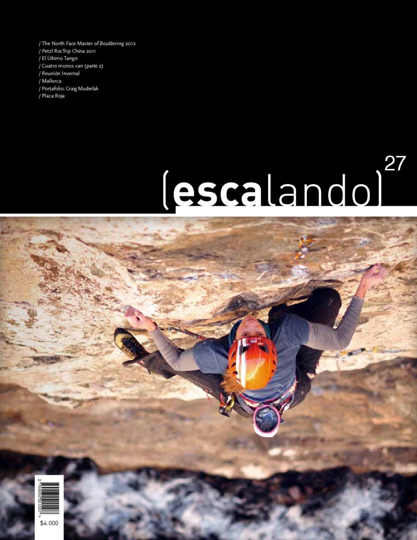 Escalando 35 by Revista Escalando - issuu