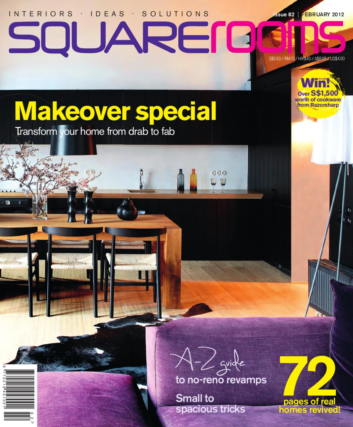 Squarerooms Magazine February 2012 by Key Editions Pte Ltd ...