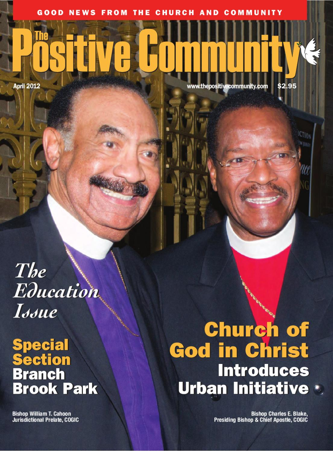 April 2012 Issue by The Positive Community - issuu