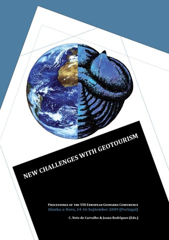 New Challenges with Geotourism by Geopark Naturtejo da UNESCO - issuu 7fa46755ea