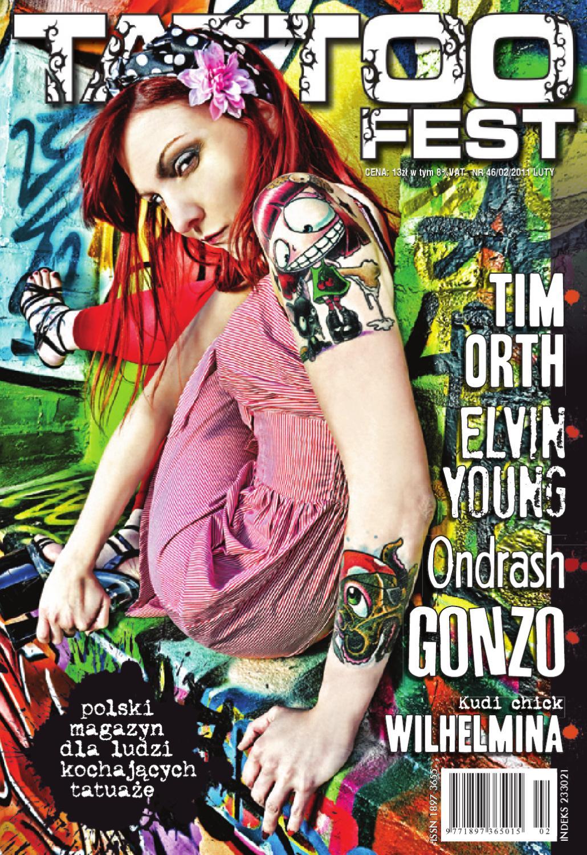 Tf 46 February 2011 By Tattoofest Magazine Issuu