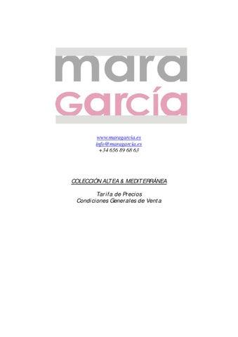 Listado de Precios Abril 2018 by Santa Maria - issuu a35803a060f