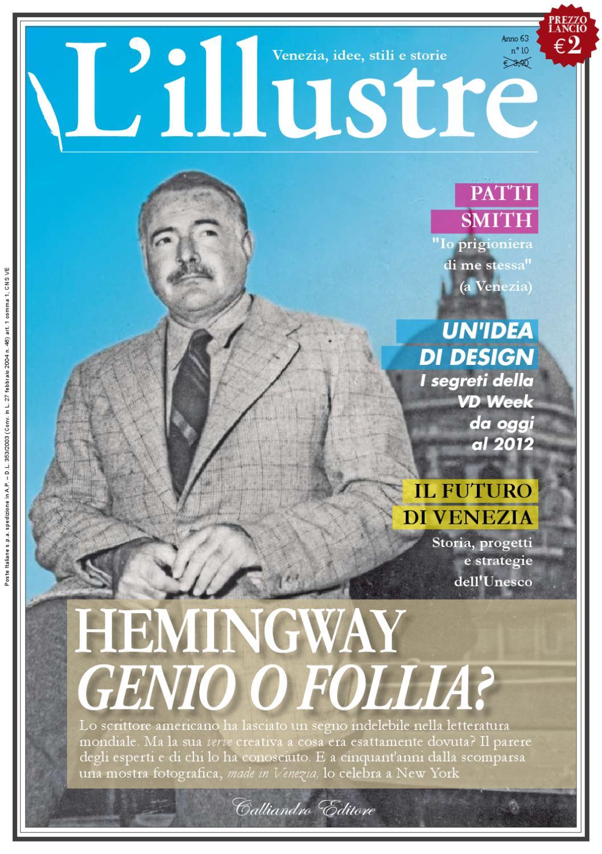L'Illustre numero Novembre 2011 by yuri Calliandro issuu
