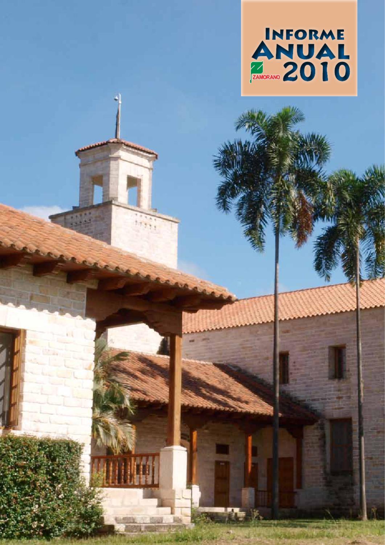 Zamorano Informe Anual 2010 by Escuela Agrícola Panamericana ...