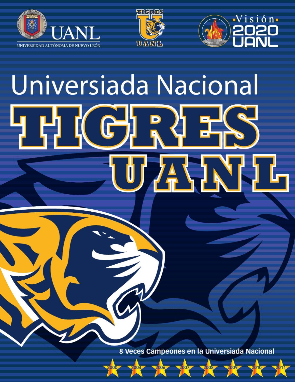 tigres universiada 2012 by ae barbosa issuu