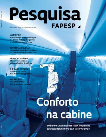 Conforto na cabine by Pesquisa Fapesp - issuu 616bde66c7
