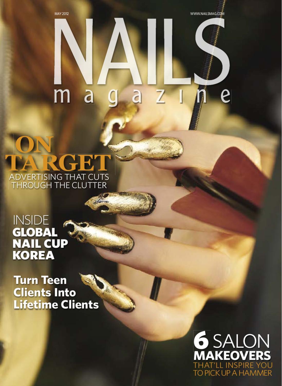 Nails Magazine May 2012 by Bobit Business Media - issuu
