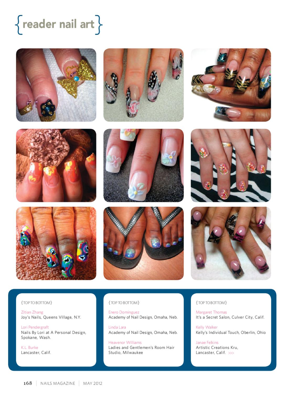 Nails Magazine May 2012 By Bobit Business Media Issuu