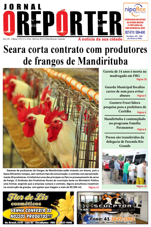 d94def60d1b93 jornal o Repórter edição 94 by Pedro Bala - issuu