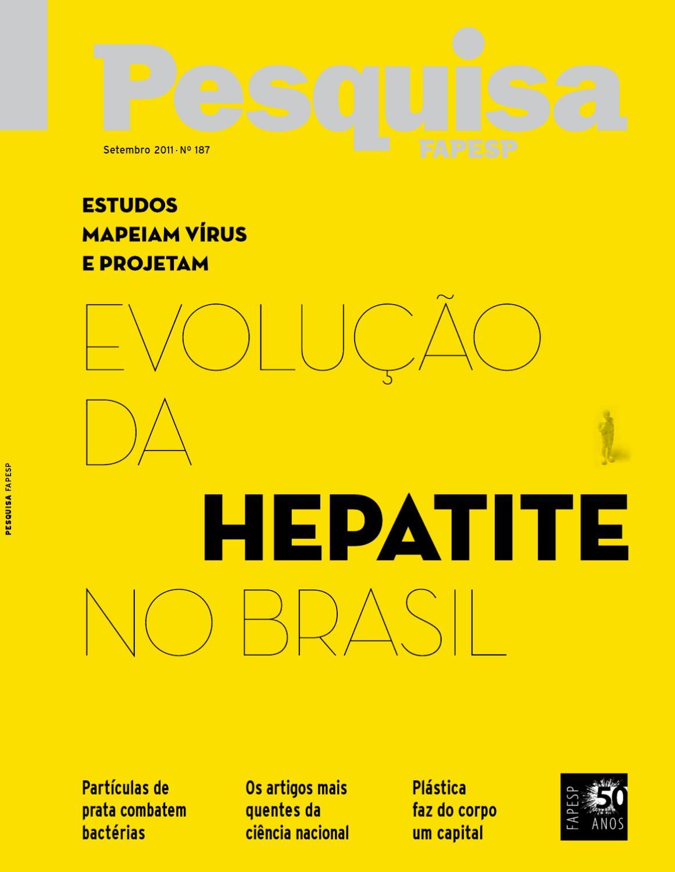 Evolução da hepatite no Brasil by Pesquisa Fapesp - issuu be051ac3af