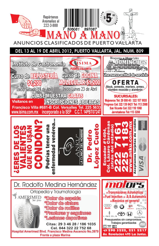 Publicidad 809 by MANO A MANO - issuu d75507dec2