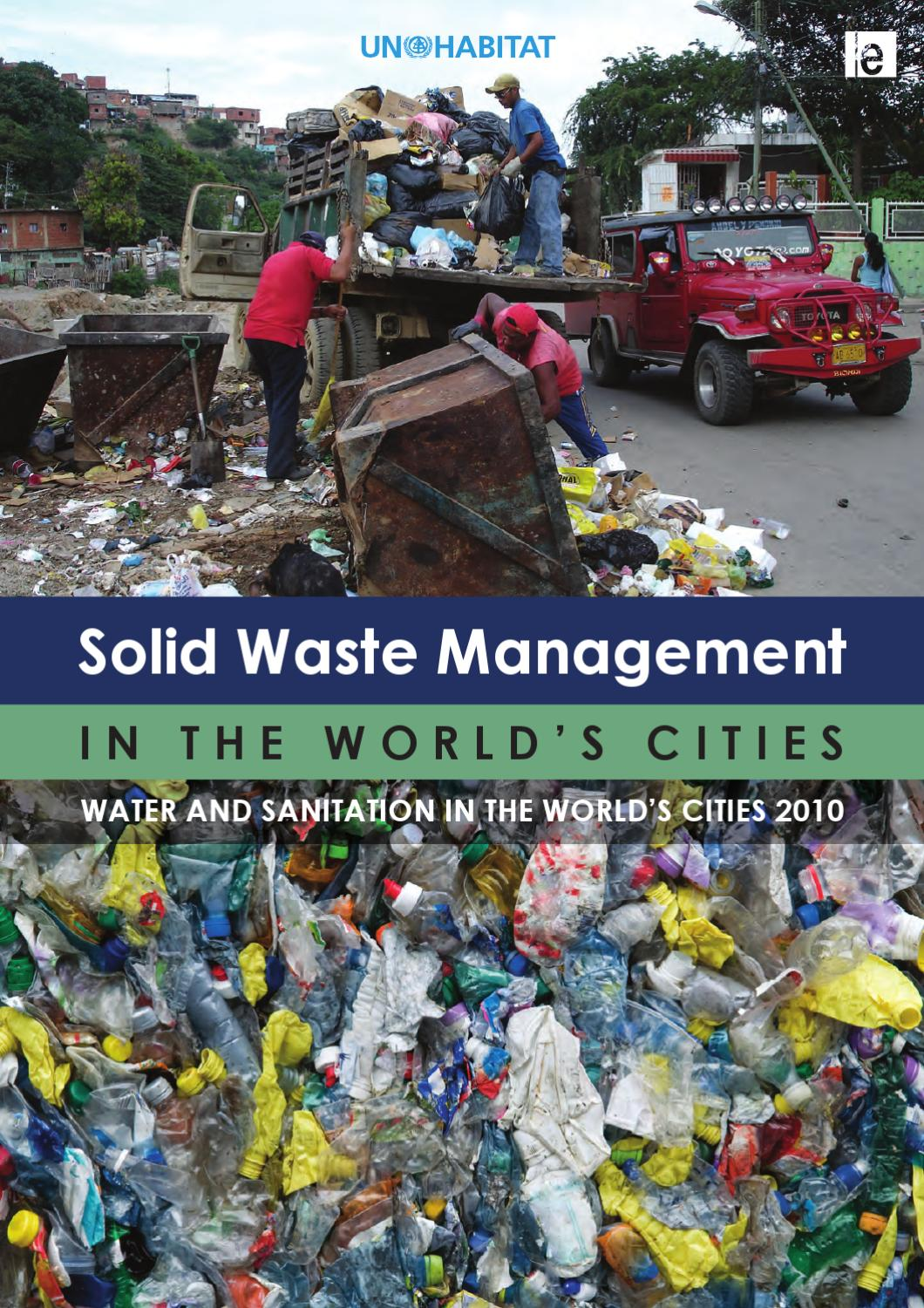 Solid Waste Management In The Worlds Cities Water And Sanitation Royal Enfield Bullet 65 Street Colour Wiring Harness Diagram 2010 By Un Habitat Issuu