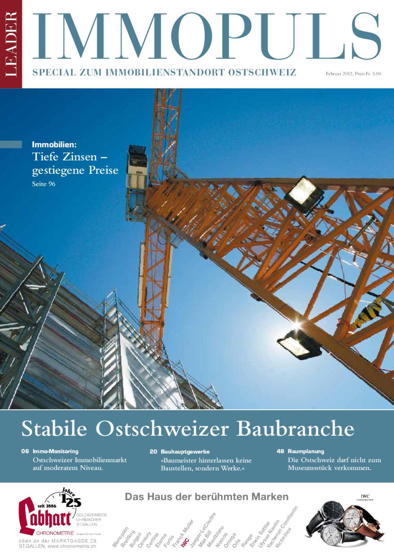 Immopuls 2012 By Leader Das Unternehmermagazin Issuu