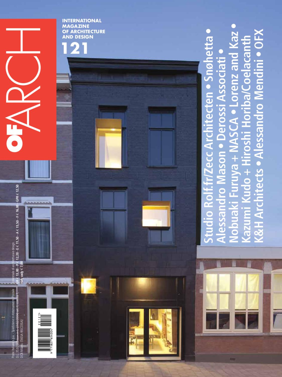 OF ARCH by Design Diffusion World - issuu e145da00ddd5