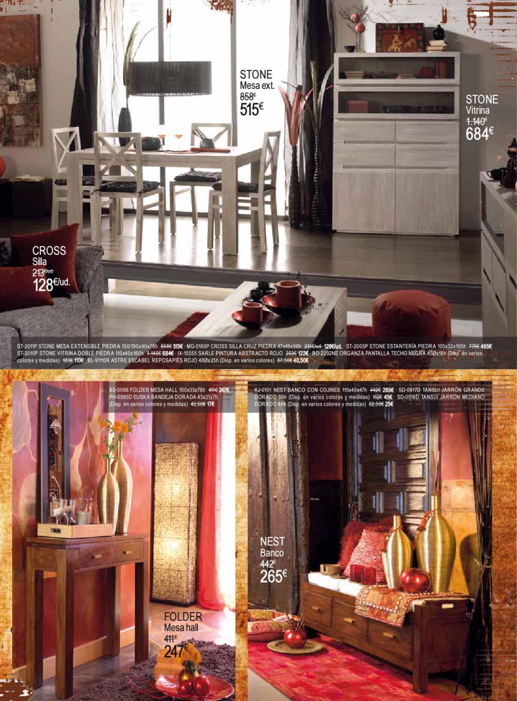 Cat logo banak importa muebles 2012 by - Muebles banak importa catalogo ...
