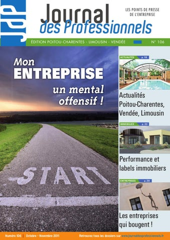82d895e4828 Journal des professionnels 106 by RHEA MARKETING - issuu