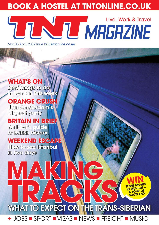 TNT Magazine Issue 1335 by TNT Magazine issuu
