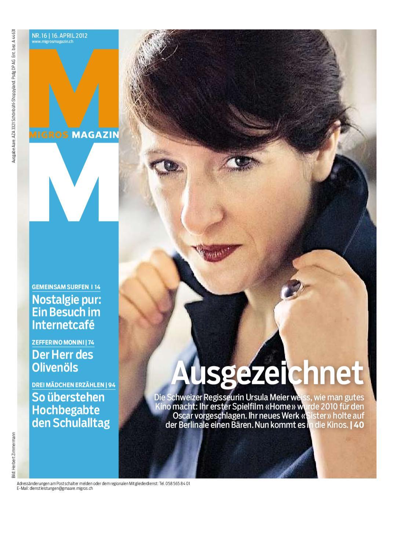 Migros Magazin 16 2012 D Aa By Migros Genossenschafts Bund Issuu