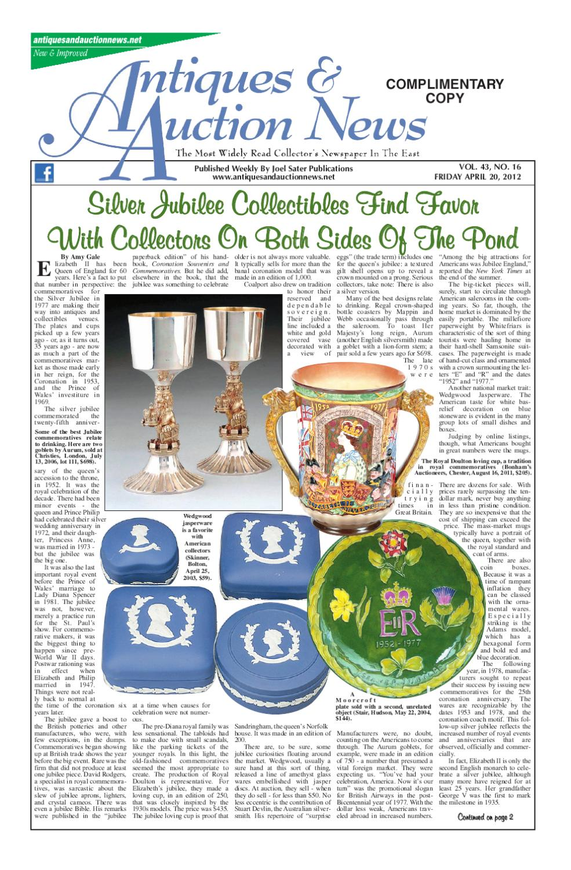 . Antiques   Auction News 042012 by Antiques   Auction News   issuu