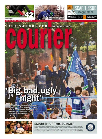 Vancouver Courier April 13 2012 by Glacier Digital - issuu 2922a7cb5809a