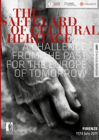 The Safeguard Of Cultural Heritage By Susanna Cerri Issuu