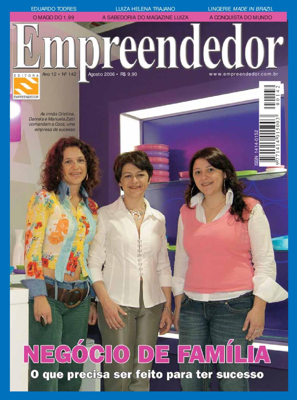 Empreendedor 142 by Editora Empreendedor - issuu 7505c757732