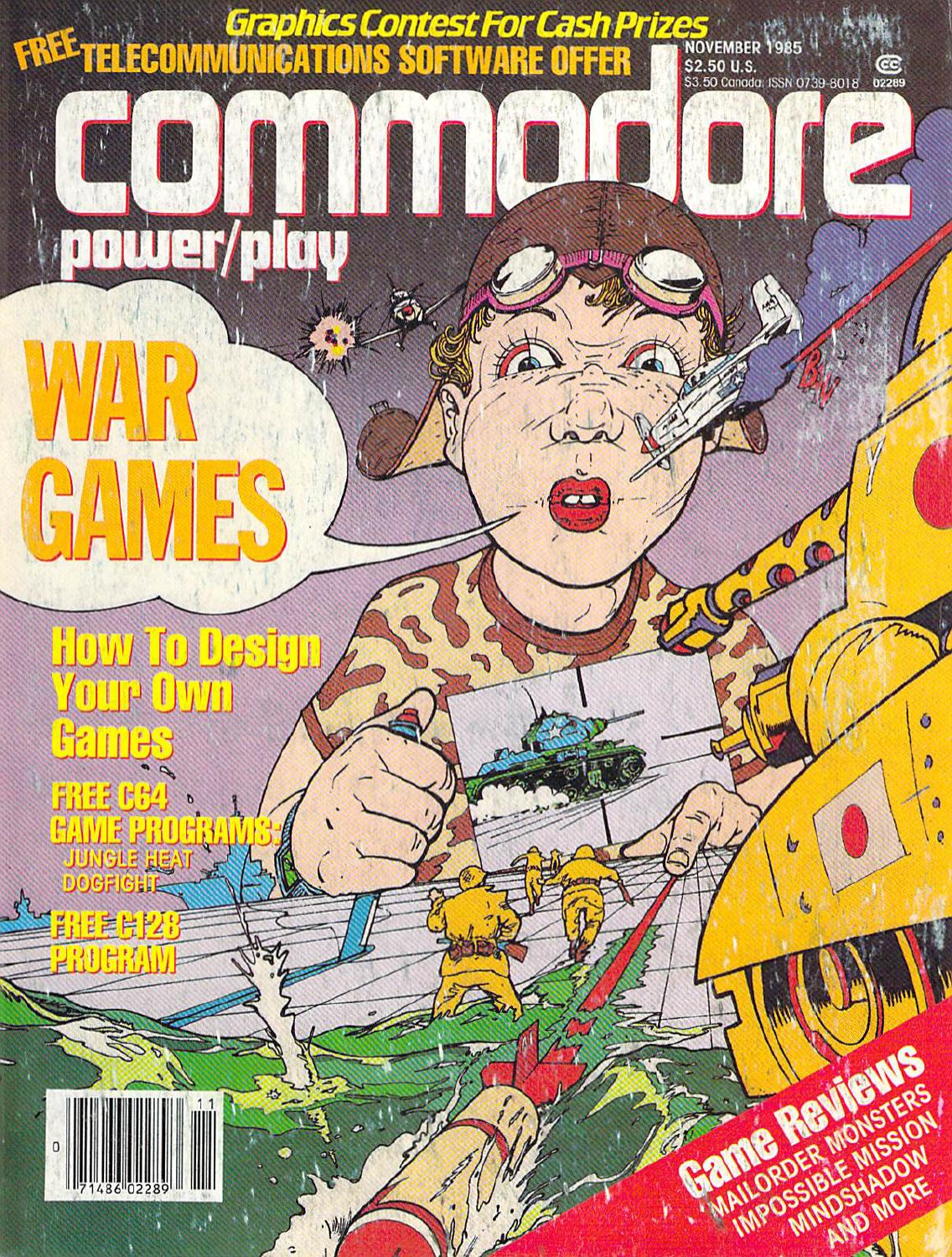 CommodorePower Play1985Issue17V4N05OctNov by Zetmoon issuu