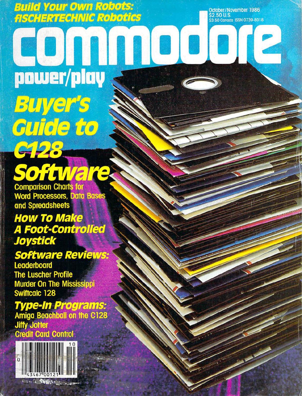 CommodorePower Play1986Issue23V5N05OctNov by Zetmoon issuu