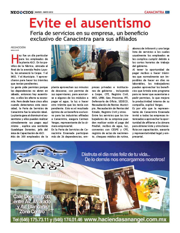 Negocios 03 Web 11 By Canacintra Ensenada Issuu