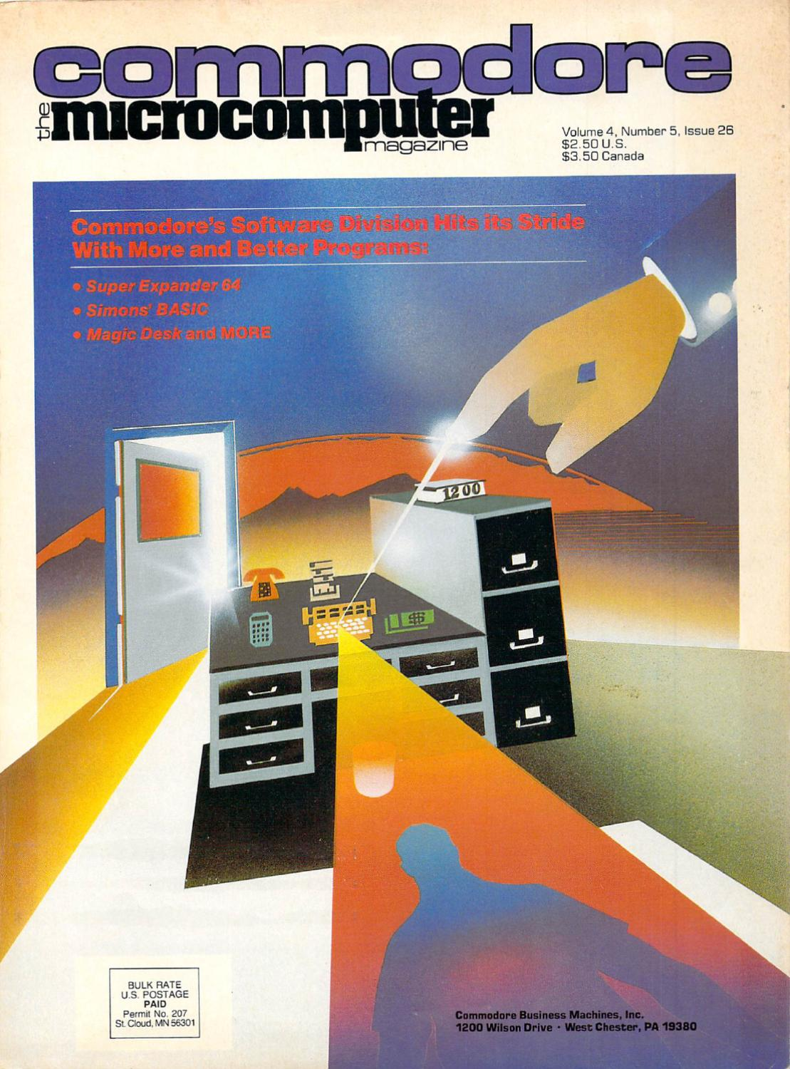 60db88a5d66 Commodore_MicroComputer_Issue_26_1983 by Zetmoon - issuu