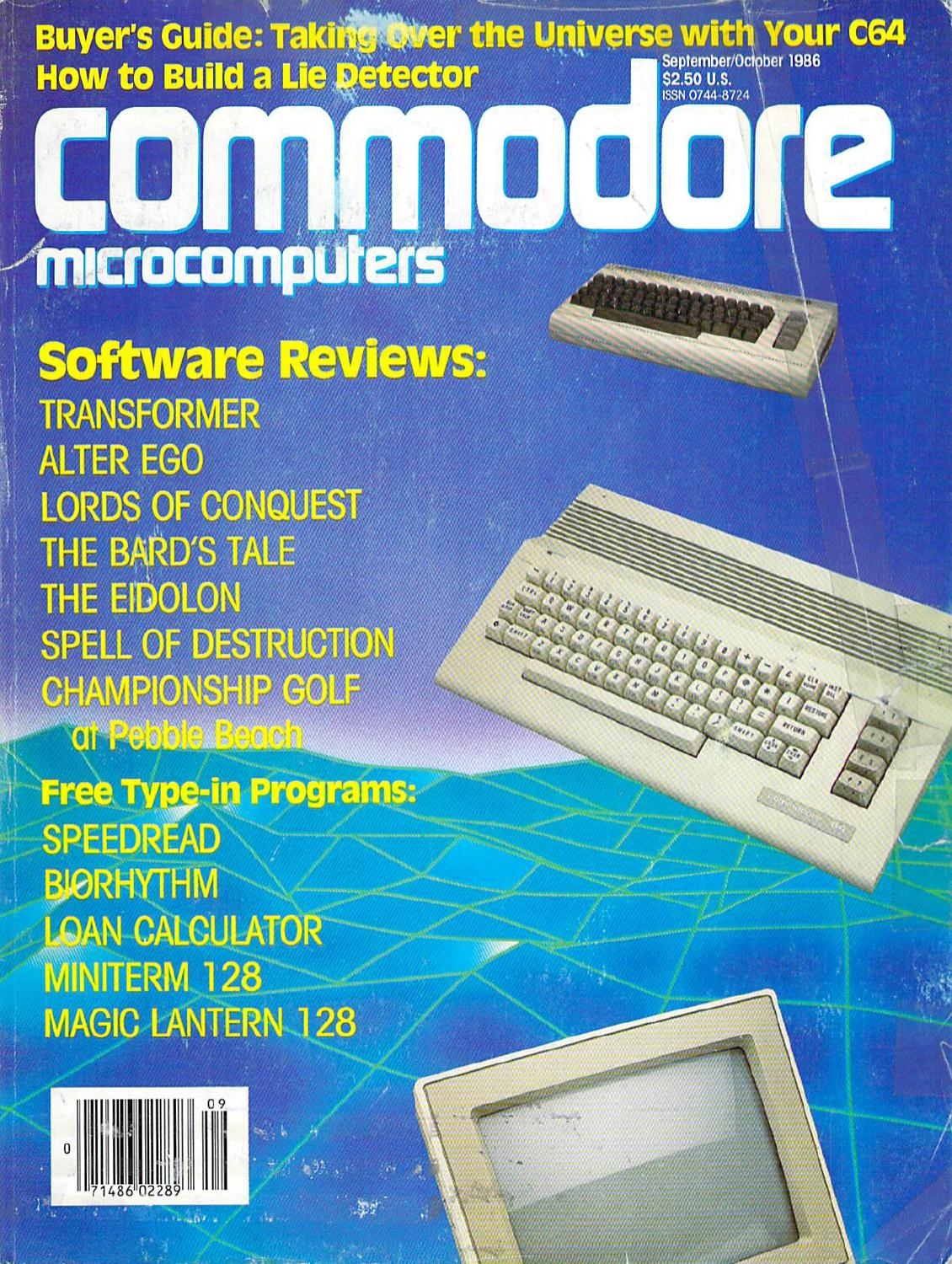 Commodore_MicroComputer_Issue_43_1986_Sep_Oct by Zetmoon - issuu